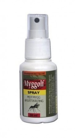 Myggolf spray 50 ml