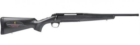 Browning X-bolt Super Light Carbon Black, riflepakke