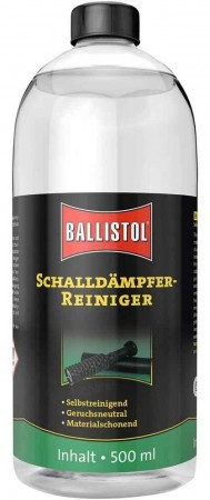 Ballistol Lyddemperrens 500ml
