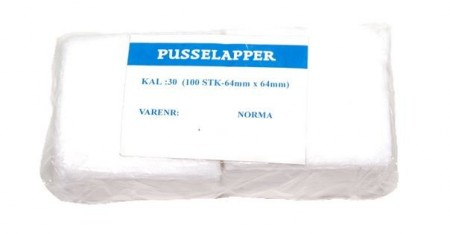 Pusselapper - 64x64mm