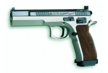 CZ 75 Tactical Sporting 40S&W