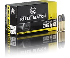 RWS Rifle Match 22Lr 2,6g