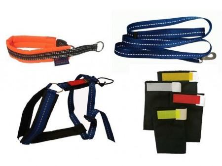 Seler, bånd og utstyr