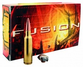 Federal 223Rem Fusion 62grs SP - 20 stk