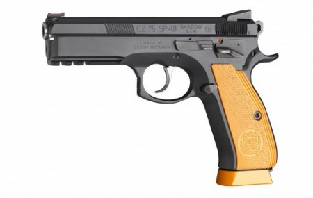 CZ 75 SP-01 Shadow Orange 9mm